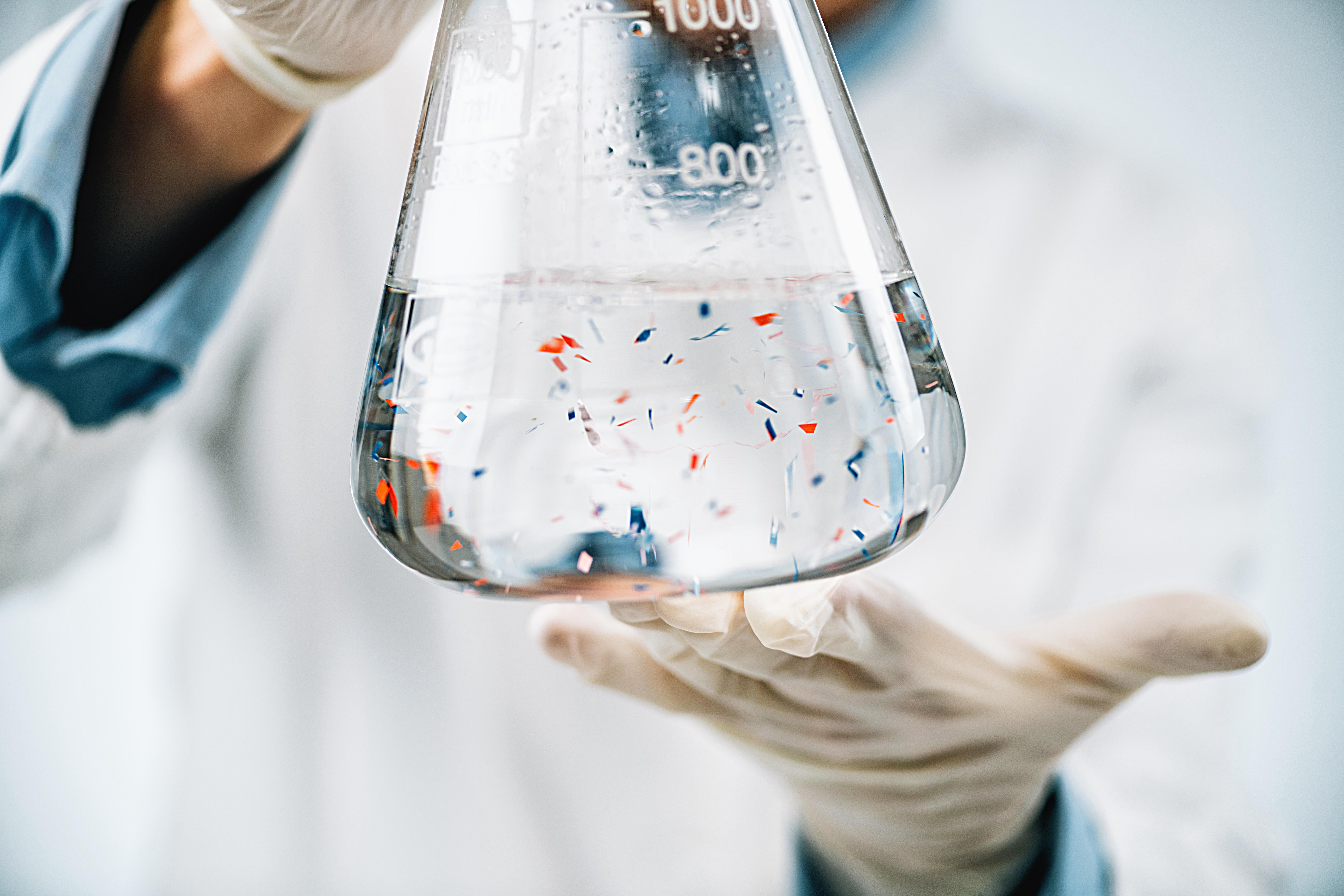 Geisternetze: Mikroplastik-Quelle