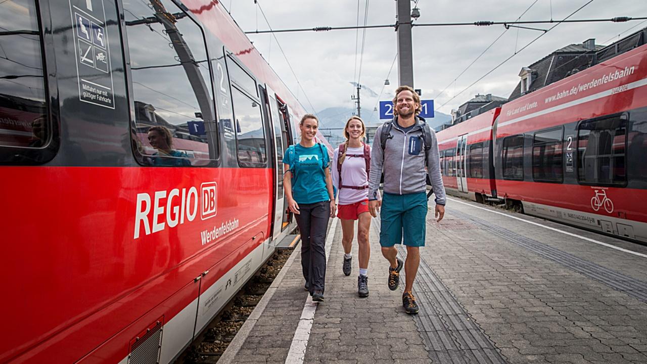 CO2-optimiertes Reisen