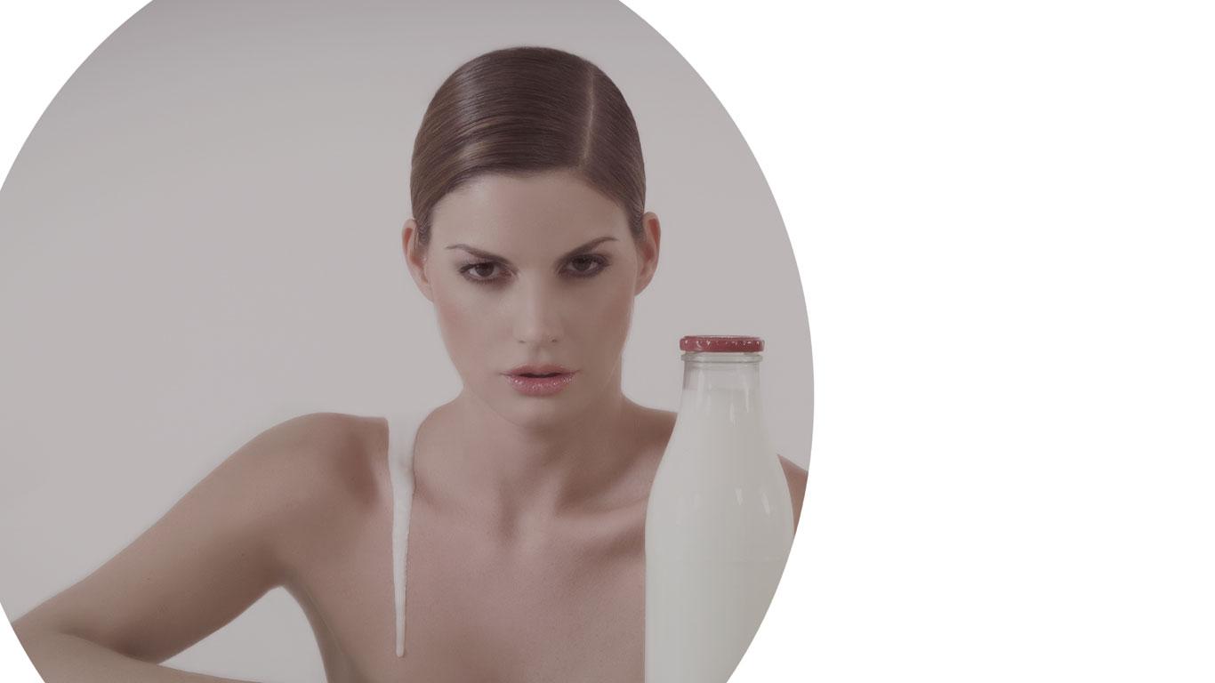 High-Tech-Wirkstoff Milch