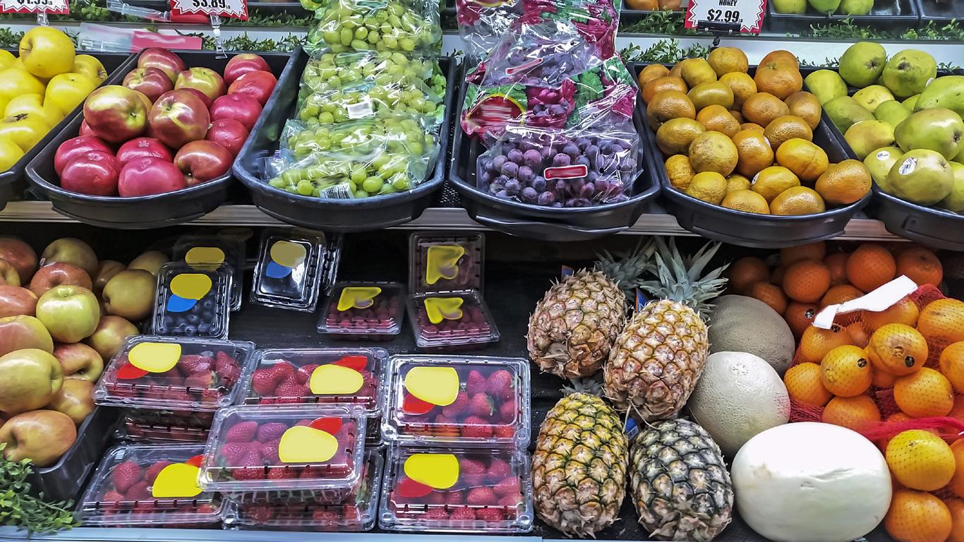 Zu unverpacktem Obst und Gemüse greifen