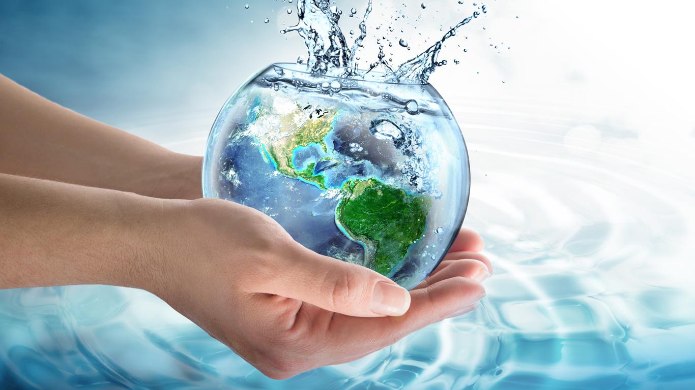 Den eigenen Wasser-Fußabdruck verkleinern