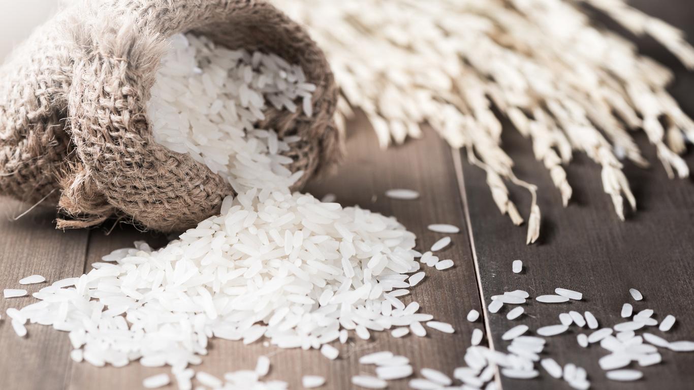 1 Kilo Reis – 3.400 Liter Wasser